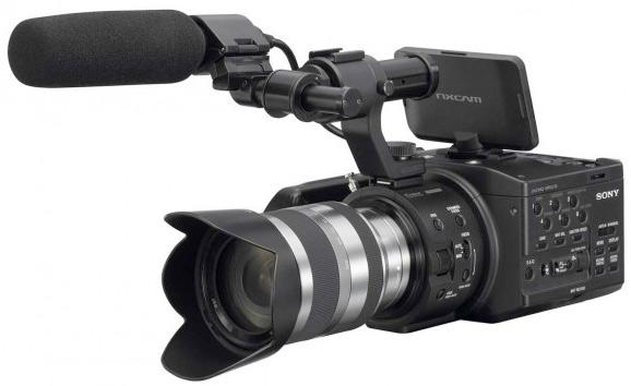 Νέα μορφή βίντεο κάμερας για βιντεοσκόπηση γάμου βίντεο συνεδρίων